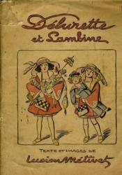 Delurette Et Lambine - Couverture - Format classique