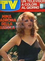 Sorrisi E Canzoni Tv N°27 - Couverture - Format classique