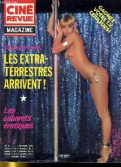 Cine Revue - Magazine - N° 2 - Les Cabarets Erotiques - Couverture - Format classique