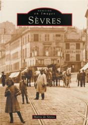 Sèvres - Couverture - Format classique