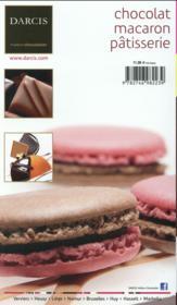 GUIDE PETIT FUTE ; THEMATIQUES ; guide de l'amateur de chocolat - 4ème de couverture - Format classique