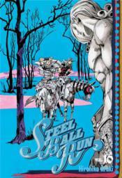 Jojo's bizarre adventure - saison 7 ; steel ball run T.16 - Couverture - Format classique