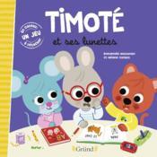 Timoté et ses lunettes - Couverture - Format classique