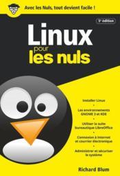Linux (10e édition) - Couverture - Format classique