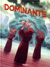 Les Dominants T.2 ; les dieux stellaires - Couverture - Format classique