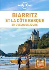 Biarritz et la cote basque en quelques jours 1ed - Couverture - Format classique