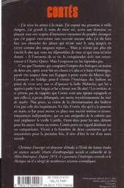 Cortes - Couverture - Format classique