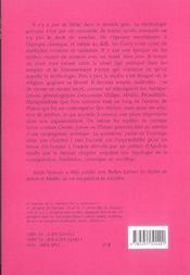 La fabrique des mythes - 4ème de couverture - Format classique