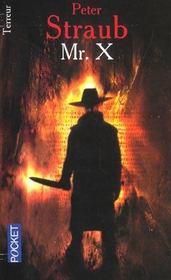 Mr X - Intérieur - Format classique