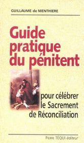 Guide Pratique Du Penitent - Intérieur - Format classique
