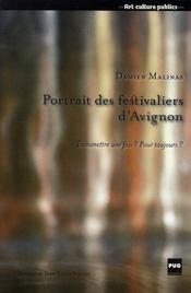 Le portrait des festivaliers d'Avignon - Intérieur - Format classique
