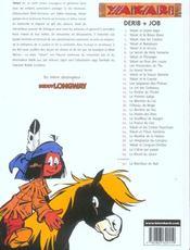 Yakari t.1 ; Yakari et Grand Aigle - 4ème de couverture - Format classique