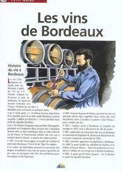 Petit Guide T.114 ; Les Vins De Bordeaux - Intérieur - Format classique