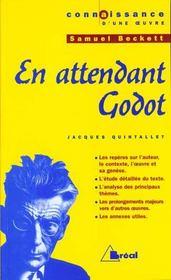 En attendant Godot, de Samuel Beckett - Intérieur - Format classique