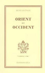 Orient et occident - Intérieur - Format classique