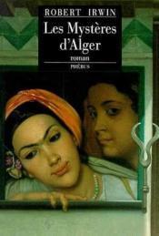 Les mystères d'Alger. - Couverture - Format classique