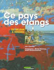 De pays des étangs t.2 ; du Mejean à Vendres - Couverture - Format classique