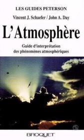 Guide Peterson - l'Atmosphère - Couverture - Format classique
