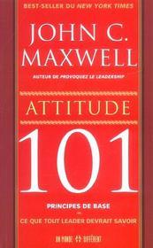 Attitude 101 - Intérieur - Format classique