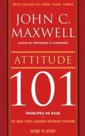 Attitude 101 - Couverture - Format classique