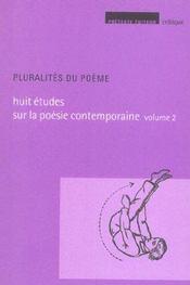 Pluralites Du Poeme - Intérieur - Format classique