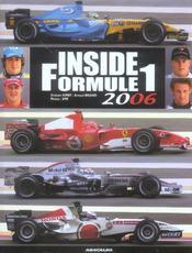 Inside formula 1 (edition 2006) - Intérieur - Format classique