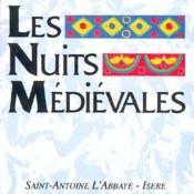 Les nuits médiévales - Couverture - Format classique