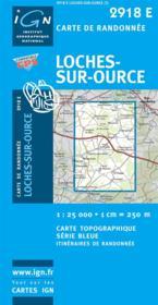 Loches-sur-Ource - Couverture - Format classique