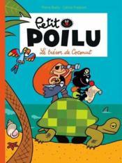 Petit Poilu t.9 ; le trésor de Coconut - Couverture - Format classique