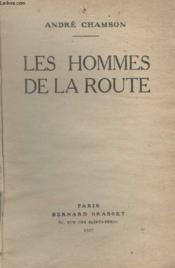 Les Hommes De La Route. - Couverture - Format classique