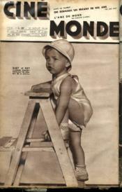 CINEMONDE - 7e ANNEE - N° 304 - ON DEMANDE UN ENFANT DE DIX ANS - L'AME DU NORD... - Couverture - Format classique