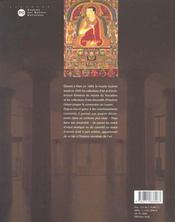 Album du musee national des arts asiatiques ; guimet - 4ème de couverture - Format classique