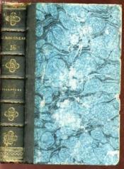 Oeuvres De J.J. Rousseau / Volume 16 : Dialogues - Precedes De La Declaration Relative A M. Vernes. - Couverture - Format classique