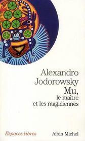 Mu, le maître zen et les magiciennes - Intérieur - Format classique