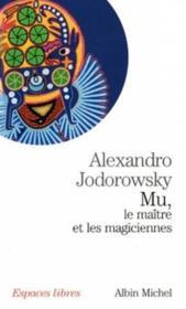Mu, le maître zen et les magiciennes - Couverture - Format classique