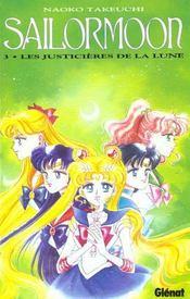 Sailor moon t.3 ; les justicières de la lune - Intérieur - Format classique