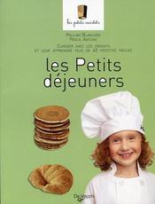 Petits Dejeuners Les Petits Cuistots (Les) - Intérieur - Format classique