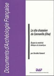 11/Le Site Chasseen - Couverture - Format classique