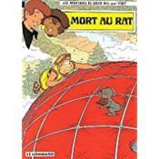 Mort Au Rat - Couverture - Format classique