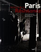 Paris, lieux de la résistance - Intérieur - Format classique