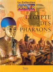 L'egypte au temps des pharaons - Couverture - Format classique