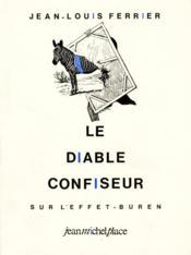Le diable confiseur - Couverture - Format classique