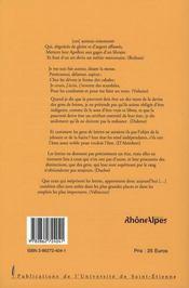 Le pauvre diable. destins de l'homme de lettres au xviii siècle - 4ème de couverture - Format classique
