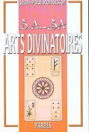 Arts divinatoires - Intérieur - Format classique
