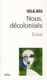 Nous, décolonisés - Intérieur - Format classique
