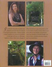 Des Femmes Et Leurs Jardins - 4ème de couverture - Format classique