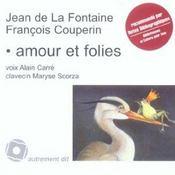 Amour et folies - Intérieur - Format classique