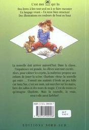 Anna Nas Une Nouvelle Pas Comme Les Autres - 4ème de couverture - Format classique