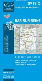 Bar-sur-Seine - Couverture - Format classique