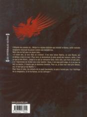 Albanie ; la loi du Kanun - 4ème de couverture - Format classique